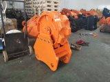 alta Perfomance rotella di consolidamento dell'escavatore di 8ton per consolidamento della trincea