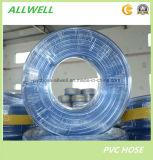 Boyau de niveau clair transparent en plastique de pipe de tube de l'eau de PVC