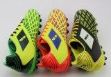 De hete Voetbalschoenen van de Lage Prijs van de Sport van de Verkoop Openlucht
