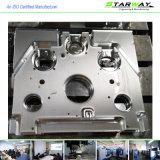 Pièces de usinage de commande numérique par ordinateur de haute précision en matériau en aluminium