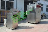 Автоматическая машина коптильни мяса, машина сосиски куря