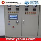 Cabinet de contrôle électrique dans la ligne de revêtement en poudre