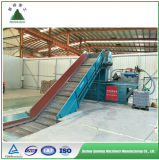 ISO와 TUV에 의하여 증명서를 주는 수평한 유압 포장기 기계
