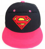 漫画によって刺繍される帽子のスポーツの帽子のヒップホップの帽子都市方法帽子