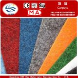 Fabricante China Velour Carpet Red Exhibition Carpet
