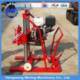 熱い販売5.5HPのガソリンエンジンの具体的なコア試すい機械