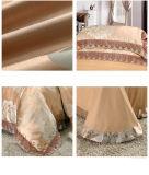 Insiemi dell'assestamento del jacquard del cotone di Luxry di alta qualità
