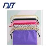 La promozione non tessuta ha piegato il sacchetto non tessuto della maniglia della corda del sacchetto