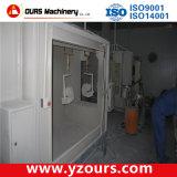 Máquina de pintura / revestimento com melhor venda e sistema de pré-tratamento