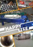 Nueva centrifugadora de la jarra de Hongji para el control del lodo de perforación en las ventas calientes 2017