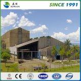 Oficina da construção de aço da resistência do terramoto da terra
