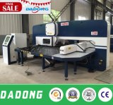 Машина башенки CNC Dadong T50 пробивая для толщиной обрабатывать плиты листа
