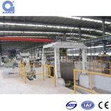 Galvanized freddo/Caldo-laminato Steel Cut a Length Line