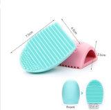 Cleanser щетки яичка щетки яичек чистки силикона косметический составляет уборщика щетки