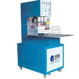 Tipo automático máquina da placa de impulso de embalagem plástica de alta freqüência da sução
