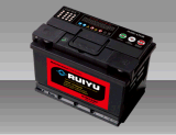 La norma DIN 56638 / 66 SMF 12V 66Ah Expland coreano de la batería de automoción de la tecnología Grid