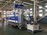 Programm gesteuerte Filterpresse der Membranen-Auto1000 mit Tuch-Wäsche-System