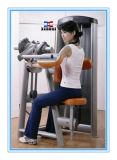 体操のトレーナーの側面昇給機械Xh20