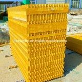 高品質と火格子を付ける構築FRP