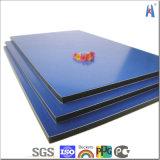 装飾の物質的なプラスチックパネルの合成のクラッディングパネル
