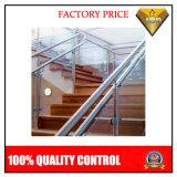 Sistema de Barandilla de acero inoxidable Escalera de interior y exterior