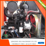 2ton 1.3cbm Lader van het Wiel van de Emmer Middelgrote Hydraulische voor Verkoop