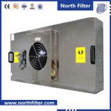 Mini filtro FFU dalla piega per le serie di flusso laminare