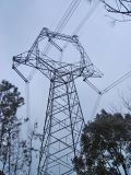Torre eléctrica de la transmisión