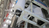 Belüftung-Rand-Streifenbildung, die Maschine mit heißem online stempeln herstellt