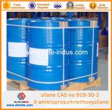 Alta pureza 99,5% Agente de acoplamento de silano Kh550 3-Trietoxisililpropilamina (Nº CAS 919-30-2)