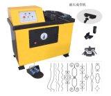 強い鉄の版の曲がる機械/Wroughtの鉄油圧出版物機械