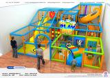 Juich Apparatuur van de Speelplaats van de Speelplaats van het Vermaak de Binnen Ondergeschikte toe