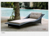 Im Freien hölzerner Möbel-Aufenthaltsraum-Bett-Strand-Stuhl (T500)