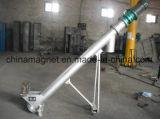 De Machine van de Transportband van de Schroef van het Type van Pijp van Qlx voor het Materiaal die van de Macht in Cement/Elektrische centrale vervoeren