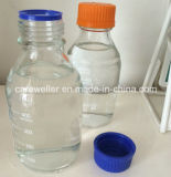 Fles van de Reagens van Borosilicate de Transparante met Schroefdop