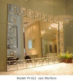 Specchio decorativo dell'hotel dello specchio della stanza da bagno
