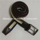 Il poliestere mette insieme la cinghia Braided dell'elastico della cinghia