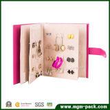 Organizzatore Libro-A forma di dei monili del nuovo cuoio innovatore di disegno