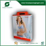 2015 Mejor Venta de ropa interior ropa caja de embalaje para la mayorista