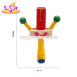 De nieuwe Rammelaar van de Baby van het Stuk speelgoed van de Klok van de Manier Onderwijs Houten met Concurrerende Prijs W07I132
