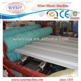 Linea di produzione lustrata PVC del tetto dell'onda