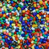 Le PEBD HDPE couleur en Plastique masterbatch pour injection