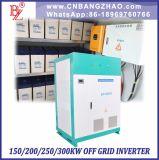 250KW 480V Système d'alimentation solaire d'entrée DC Inverter-High Invertors-Stand seul convertisseur de tension système
