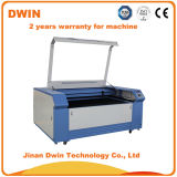 Preço da máquina de estaca da gravura do laser do couro da tela da empresa de pequeno porte