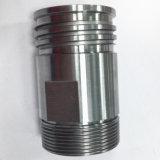 Adaptador de la línea de gasolina mecanizado OEM convirtiendo convirtió el rodillo del eje parte