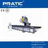 Fresadora de las piezas de aluminio del eje del CNC 3 - serie de Pratic Pz