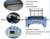 Жинан высокой точностью мини-Металл engraver лазера и лазерная установка режущего аппарата/CO2