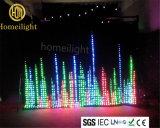 Precio de venta de toda visión LED cortina con CE