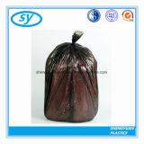 Bolso de basura plástico de la basura de la capacidad grande