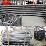 Tipo laminato a caldo contributo di U di archi d'acciaio al rafforzamento con legname della miniera